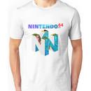 Vaporwave Nintendo 64 Unisex T-Shirt