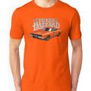 DUKES OF HAZZARD - DODGE GENERAL LEE Unisex T-Shirt