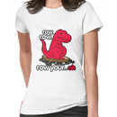 Row your boat T-Rex! Women's T-Shirt