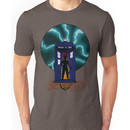 Chrono Who, Shirt & Gray Pillow/Tote  Unisex T-Shirt