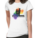 Wayhaught - Rainbow Splash Women's T-Shirt