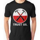 Roger Waters Trust Us Unisex T-Shirt