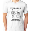 These are NOT the droids you are looking for! Unisex T-Shirt