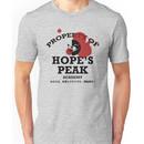 Property of Hope's Peak Academy Unisex T-Shirt