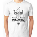 """How To Train Your Dragon 2 """"Heart of a Chief"""" Unisex T-Shirt"""