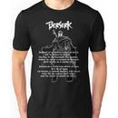 Guts' Verse - Berserk Unisex T-Shirt