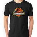 Jurassic Park Jeff Goldblum Line Unisex T-Shirt