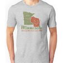 Minnesota Spooning Wisconsin Unisex T-Shirt