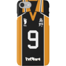 HAIKYUU!! TOBIO KAGEYAMA JERSEY PHONE CASE KARASUNO ANIME SAMSUNG GALAXY + IPHONE iPhone 7 Cases