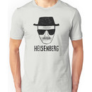 HEISENBERG - BREAKING BAD - WALTER WHITE  Unisex T-Shirt
