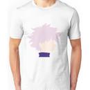 Minimalistic Killua (Hunter x Hunter) Unisex T-Shirt