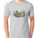 Breaking Bad Stylized Collage Unisex T-Shirt