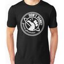 Galactic Hitchhikers Classic White Logo Unisex T-Shirt