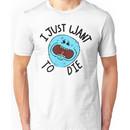 Mr Meeseeks; I Just Want to Die Unisex T-Shirt