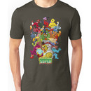 Super Sesame Street Fighter Unisex T-Shirt