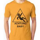 Achtung Baby Unisex T-Shirt