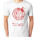 Halo of the Sun - We've been expecting you. Unisex T-Shirt