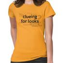 [Sherlock] - Clueing for Looks  Women's T-Shirt