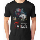 The Prisoner Welcome To The Village Unisex T-Shirt