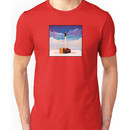 kanye west beautiful dark twisted fantasy head Unisex T-Shirt