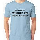 The Incredibles Frozone Unisex T-Shirt