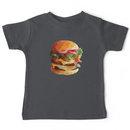 Gourmet Burger Polygon Art Kids Clothes