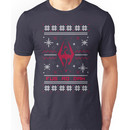 Ugly Sweater Skyrim Unisex T-Shirt