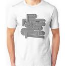 Panda Bear Meets the Grim Reaper (PBVSGR) Unisex T-Shirt