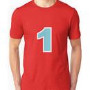 """Villager """"1"""" Shirt Unisex T-Shirt"""
