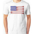 Lacrosse AmericasGame Unisex T-Shirt