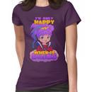 I'm Only Happy When it Rains Women's T-Shirt