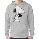 Snoopy's heart  Hoodie (Pullover)