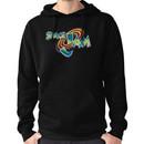 Space Jam Logo Design Hoodie (Pullover)