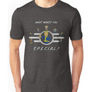What Makes You S.P.E.C.I.A.L? Unisex T-Shirt
