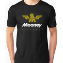 Mooney Vintage Aircraft USA Unisex T-Shirt