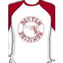 Jane Rizzoli's BPD Baseball Tee Baseball  Sleeve