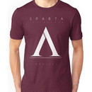 Spartan symbol t-shirt design Unisex T-Shirt