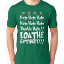 The Grinch HATES YOU Unisex T-Shirt