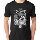 RPG Class Series: Rogue - White Version Unisex T-Shirt