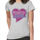 Girls just wanna have fundamental human rights  Women's T-Shirt