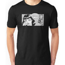 Why can't my boyfriend be a Rappeller Unisex T-Shirt