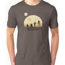 Star Wars Droids on Tatooine Unisex T-Shirt