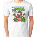 TEENAGE MUTANT NINJA SIMPSON Unisex T-Shirt
