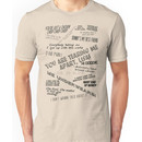 The Room: Quotes Unisex T-Shirt