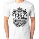 april 1967 Unisex T-Shirt