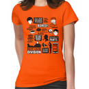 I'd Be Lost Without My Blogger Women's T-Shirt