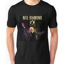 TOUR 2017 NEIL DIAMOND 50TH MIDAH Unisex T-Shirt