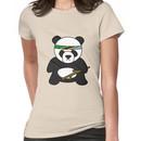 Tanzanian Battle Panda Women's T-Shirt
