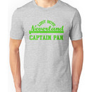 Neverland Lost Boys - Captain Pan Unisex T-Shirt