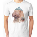 Tattooed Walrus Unisex T-Shirt